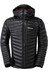 Berghaus Extrem Micro Down Jacket Men Jet Black/Red Dahlia